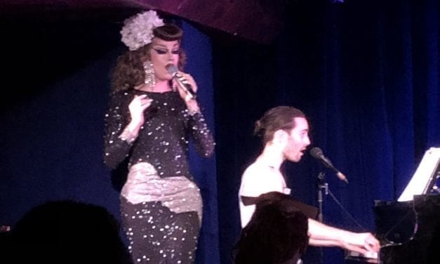 Anita Procedure at the Laurie Beechman Theatre, August 17, 2018, 7pm
