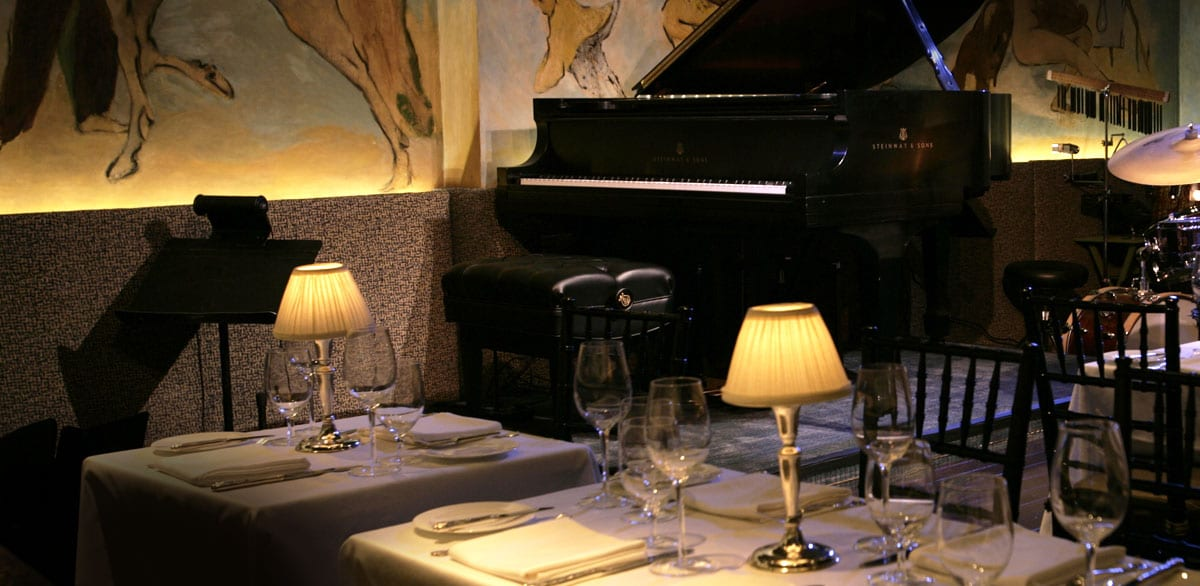 New York: Cafe Carlyle