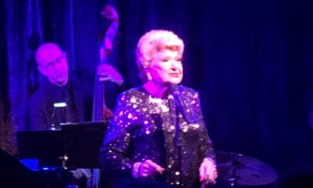 Marilyn Maye @ Birdland Theater, Aug 2, 2018