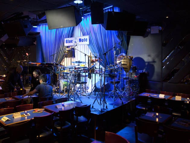 New York: Blue Note