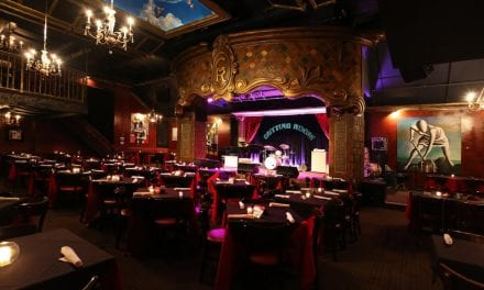 New York: The Cutting Room
