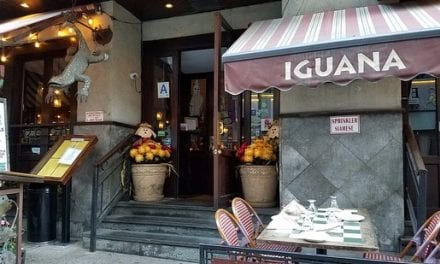 New York: Cafe Iguana