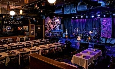 New York: Iridium Jazz Club