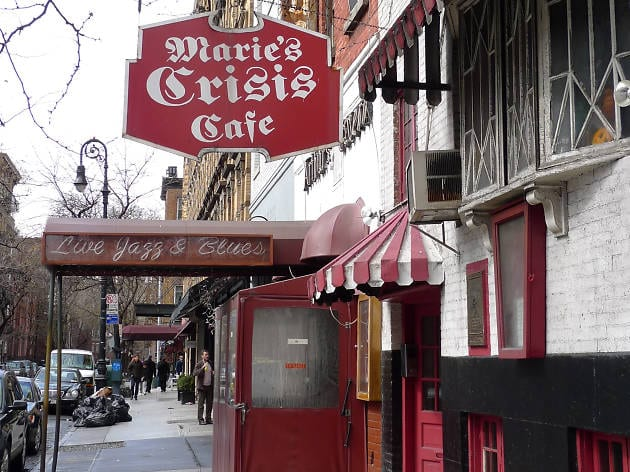 New York: Marie's Crisis