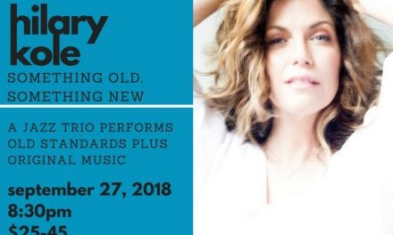 9/27 – Hilary Kole @ Green Rm 42 8:30PM