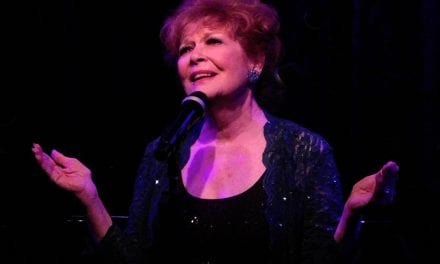 Anita Gillette @ Birdland Theater 10/05/18  7PM