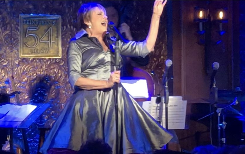 Lorna Luft: To L And Back, @ F54B