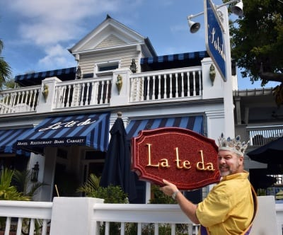 Key West: La te da
