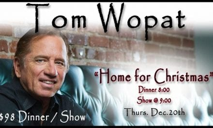 12/20 – Tom Wopat @ The Beach 9PM