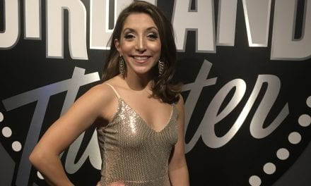 Christina Bianco @ Birdland Theater, 11/1/18