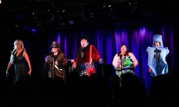 A Very Lennie and Those Girls Holiday @ LBT 12/12/18