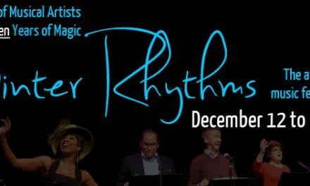 12/12-22 – Winter Rhythms @ Urban Stages
