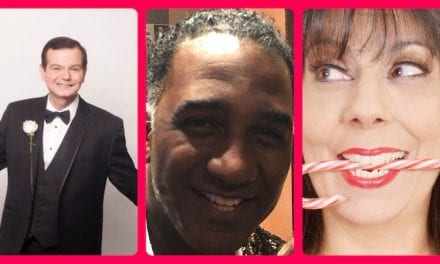 Richard Holbrook, Norm Lewis, & Christine Pedi: They Know Who They Are