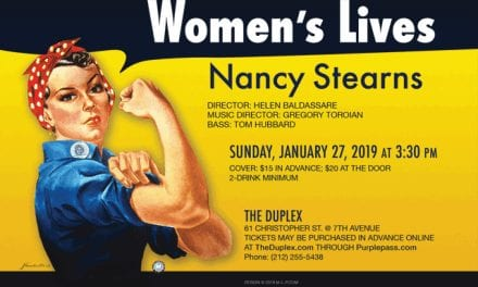 Nancy Stearns @ Duplex 1/27/19