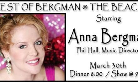 3/30/19 Anna Bergman @ The Beach 9:30PM