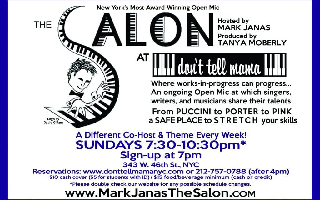 Mar-Apr The Salon @ DTM
