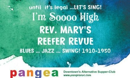 04/06/19 Rev. Mary @ Pangea