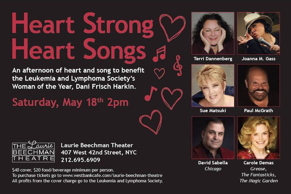 05/18/19 Leukemia Benefit @ LBT 2:00 pm