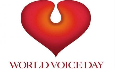 04/16/19 World Voice Day – Vocal Health: When to Seek Help