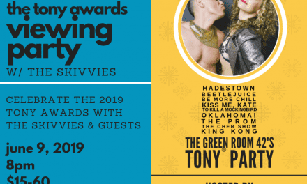 06/09/19 Tony Award Viewing Party – GR42