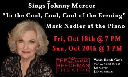 10/18 and 20 Nancy McGraw @ LBT