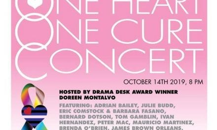 10/14 One Heart One Cure Benefit