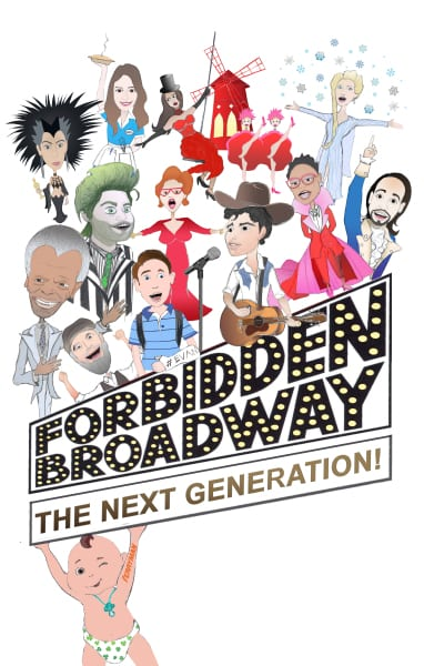 Oct – Forbidden Broadway @ Triad