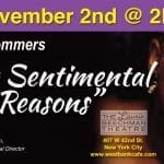 11/02 Avery Sommers @ LBT 2:00 pm