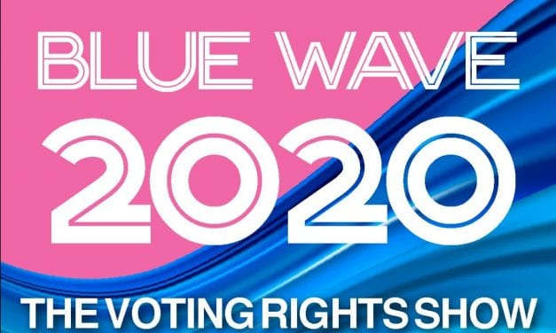 BLUE WAVE 2020 @ Hidden Cabaret