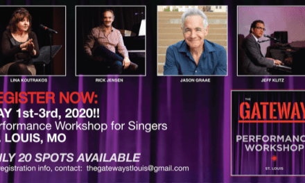 Gateway Performance Workshop May 1-3, 2020