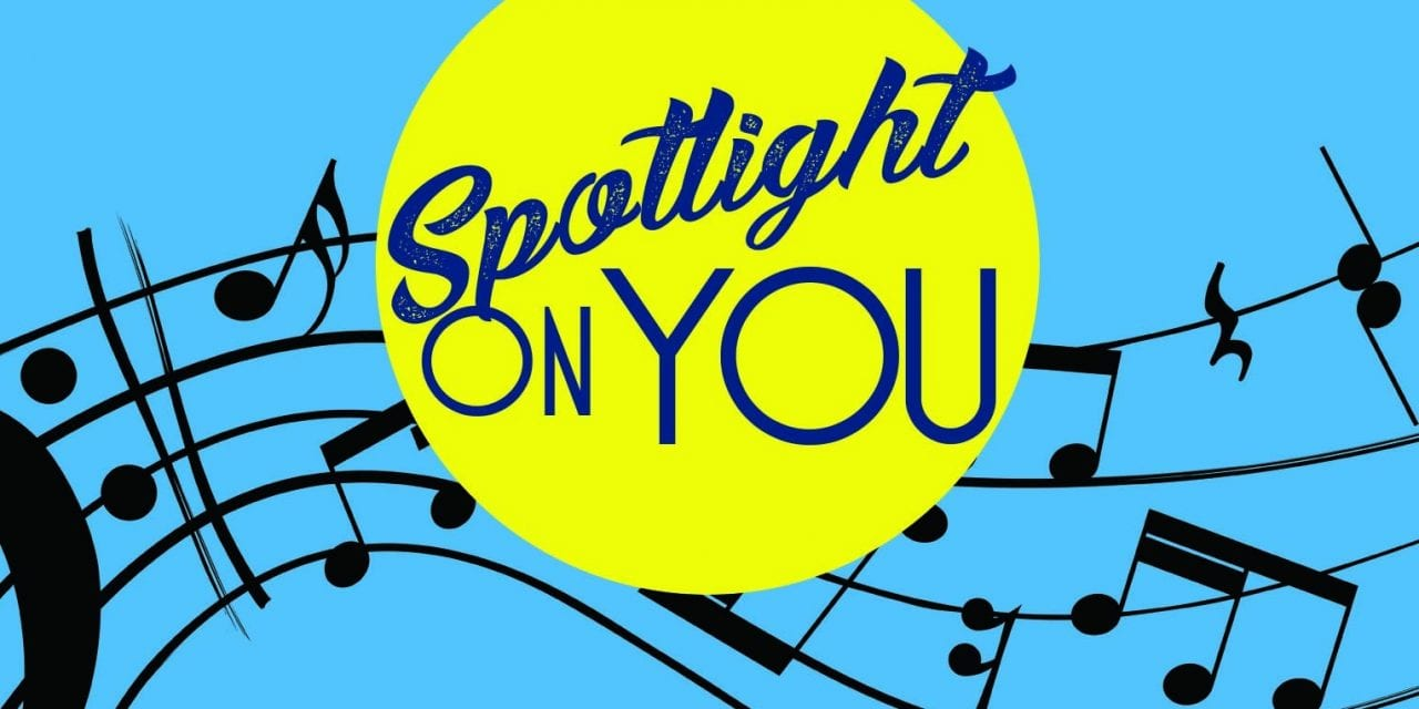 Friday 08/07 @ 7:00 pm Natasha Castillo's Virtual Spotlight On You