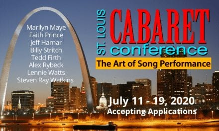 St. Louis Cabaret Conference – July 11–19, 2020