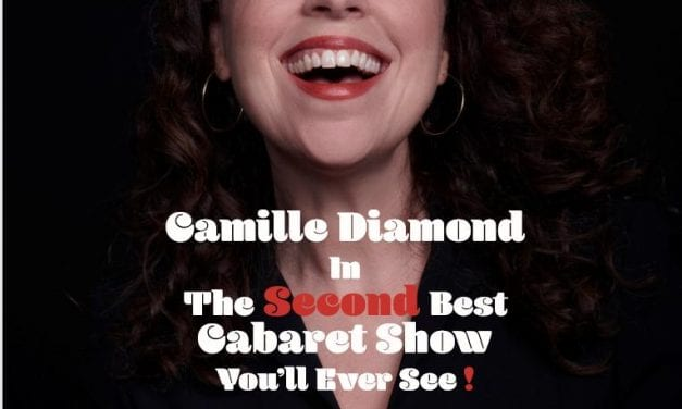 CANCELLED: 04/03 & 04/05 Camille Diamond @ DTM