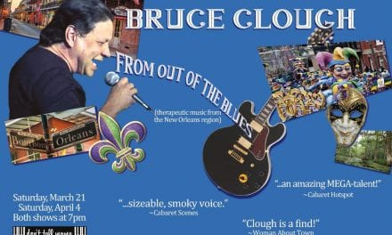 CANCELLED 3/21 & 4/04/20 Bruce Clough @ DTM