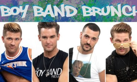 Sundays @ 2:00 pm The Boy Band Project