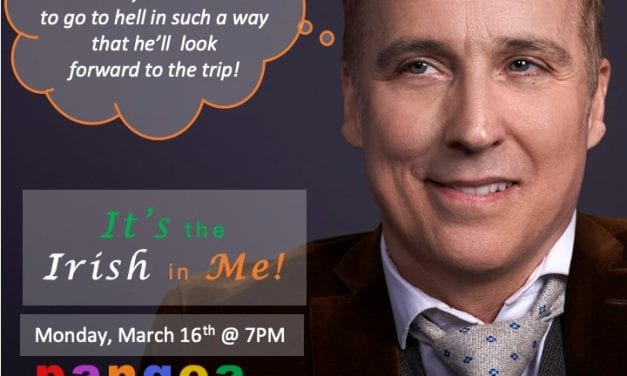 CANCELLED 3/16 Tim Connell's Irish in Me @ Pangea