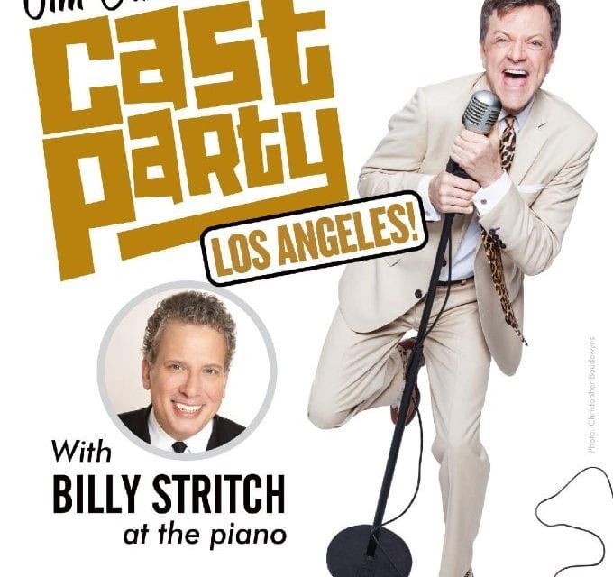 Cast Party in LA! March 18&19, 2020