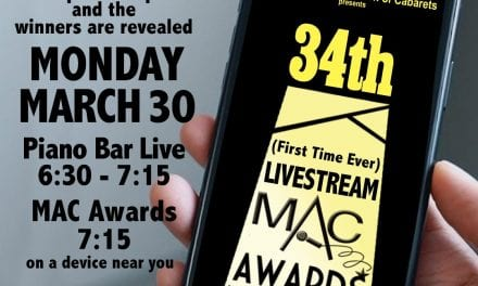THE 34th ANNUAL MAC AWARDS LIVE ONLINE