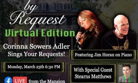 Online: 03/23/20 – Corinna, Stearns & James from The Mansion