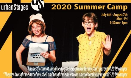 7/6-8/7 2020 Urban Stage Summer Camp