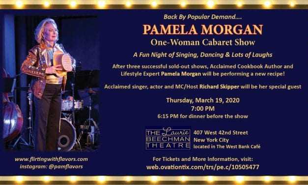 CANCELLED 3/19 Pamela Morgan @ LBT