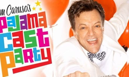 Mondays! 8:00 pm Jim Caruso's Pajama Cast Party