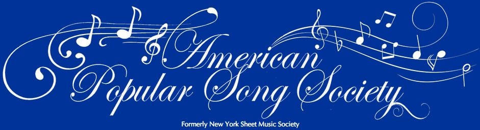 SATURDAY, May 9 @ 12:00 pm APSS Songwriter's Series