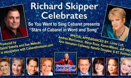 """So You Want to Sing Cabaret"" Show Will Remain Up to View!"