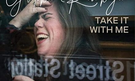 "Gretchen Reinhagen's CD ""Take it With Me"""