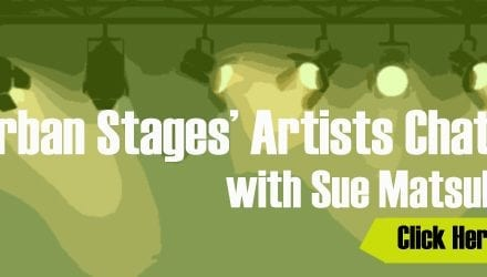 Urban Stages' Artists Chats