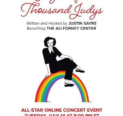 07/14 @ 8:00 pm BENEFIT – A Night of a Thousand Judys
