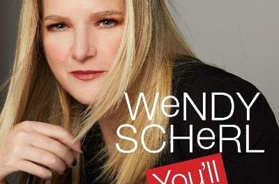 "Wendy Scherl's New CD ""You'll See"""