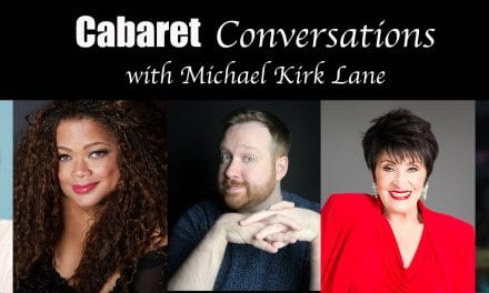 Sept-Dec ALL STAR Cabaret Conversations with Michael Kirk Lane