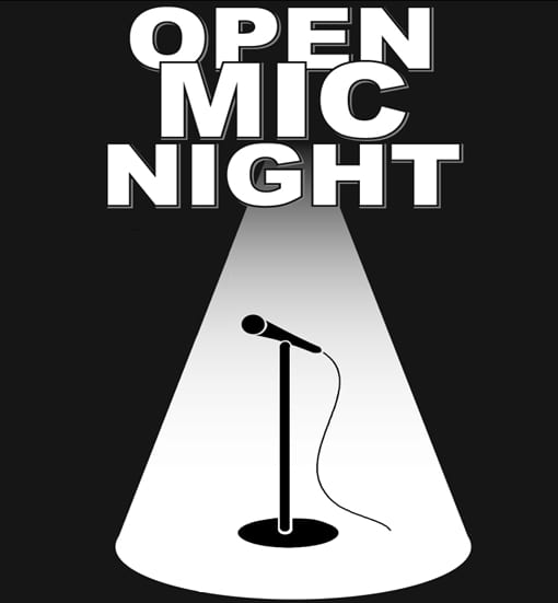 Virtual Open Mic List and Protocol